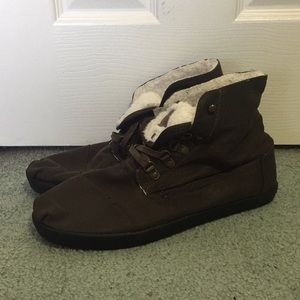 Toms Botas Boots - High Tops